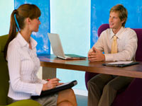 Собеседование на желаемую должность