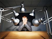 Вопросы стрессового интервью