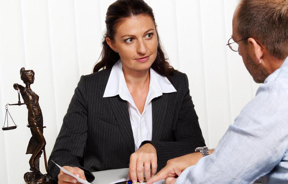 Собеседование с юристом