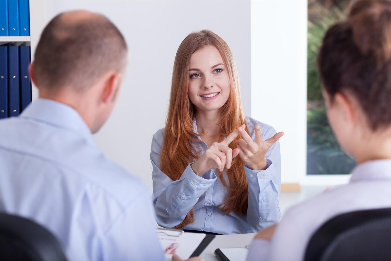 Собеседование при приеме на работу бухгалтера