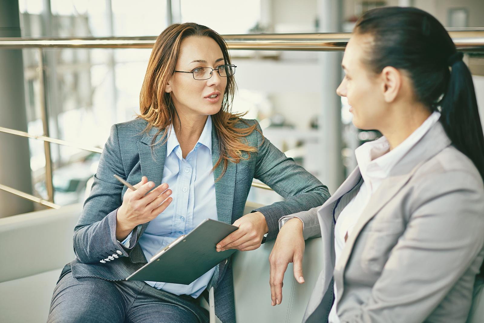 Собеседование при приеме на работу главного бухгалтера