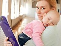 Устанавливается ли испытательный срок родителям с детьми до 3 лет