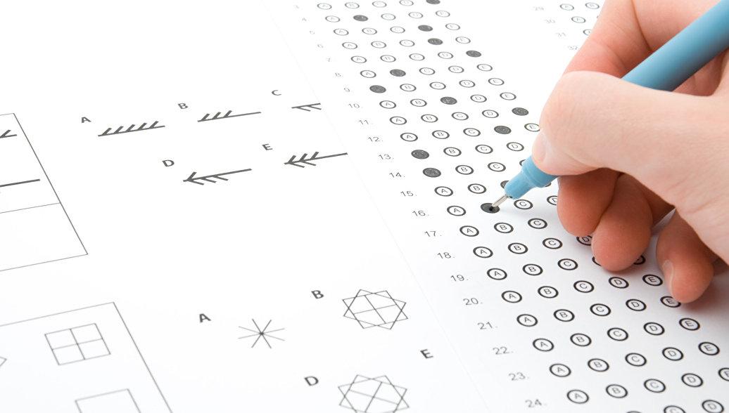 Математические тесты при приеме на работу