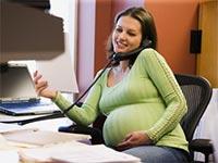 Работа для беременных