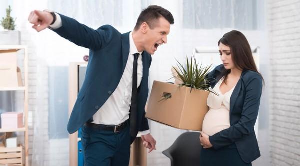 Трудоустройство беременной