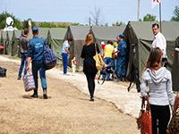 Условия приема беженцев на работу