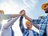 Борьба с травматизмом в строительстве