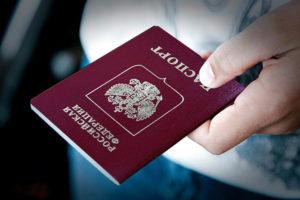 Паспорт для трудоустройства